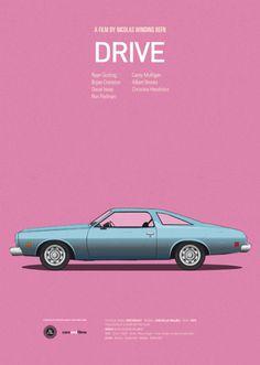 pfc3.jpg 640×900 pixels #movie #drive #poster