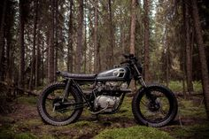 Honda CB360 customized by Federal Moto of Canada. #motorcycle