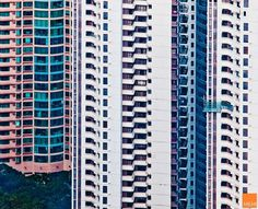 Hong Kong facades by Miemo Penttinen thumbnail_6 #art