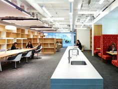CMS New Workspace by MCM Architecture and KKS