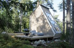 Wooden Cabin 4