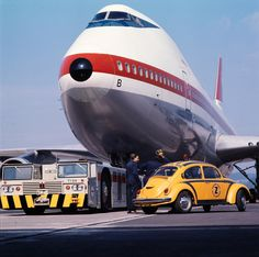 A kaleidoscope of aviation News #vw #plane #airport
