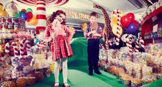 harrods fashion food digital campaign 4 #crossed #process #food #candy #photography #fashion