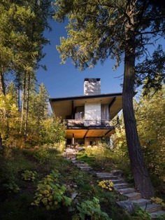 Dragonfly Vacation House by Olson Kundig
