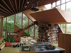 All sizes | Walstrom House | Flickr - Photo Sharing! #interior #design #architecture