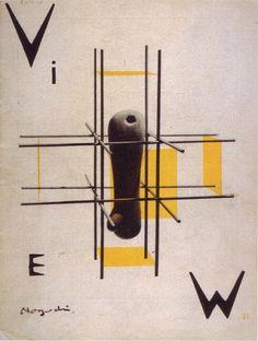 View, Oct. 1946, Isamu Noguchi   Flickr - Photo Sharing! #poster