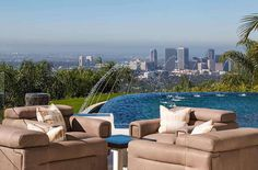 Take a tour inside the $85-million home in Beverly Hills - www.homeworlddesign. com (16) #interior #design #architecture #luxuryhome