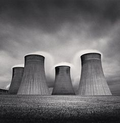 Michael Kenna #nuclear #photography