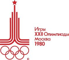 Logo Olympic Games – Moscow 1980
