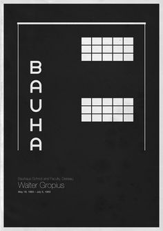 All sizes | Walter Gropius | Bauhaus School and Faculty, Dessau | Flickr - Photo Sharing!
