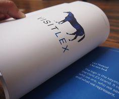 VisitLEX - Standards Manual #brand #lexington #visitlex