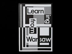http://www.swissdesignawards.ch/beautifulbooks/2013/learning-from-warsaw/index.html?lang=en #atlas #studio #warsaw