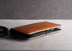 Mighty Phone Fold Wallet by HardGraft #tech #flow #gadget #gift #ideas #cool