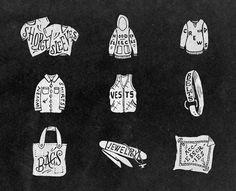 Jon Contino, Alphastructaesthetitologist #lettering #contino #jon #illustration #hand