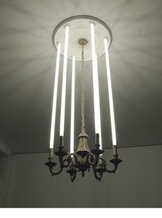 Lustre - Stéphane Vigny #vigny #lighting #stphane #installation