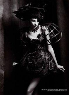 Karlie Kloss by Rafael Stahelin | Professional Photography Blog #fashion #photography #inspiration