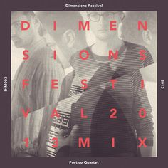 Ross Gunter — Portfolio Journal #dimensions #cover #artwork #vinyl #rossgunter #music