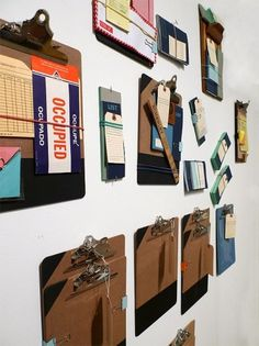 Re:Classified, December 2011 - Pitch Design Union #pitch #design #vintage #installation