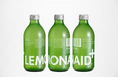 BVD — Lemonaid & Charitea #bvd #lemonaid