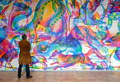 RGB Carnovsky | Farmidable #drawing #mural #rgb