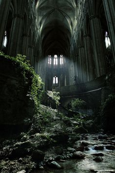 CJWHO ™ #france #design #interiors #landscape #nature #photography #architecture #cathedral