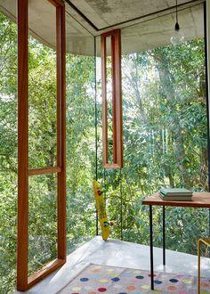 Window details Planchonella House,© Sean Fennessy #windows