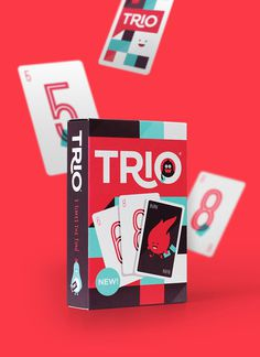 02 04 14 TrioCard 02.jpg #trio #packaging #card #illustration #desgin #game #character