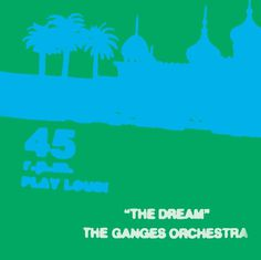 The Ganges Orchestra - say-yes-studio #packaging #vinyl #music