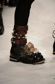 toppings #boots