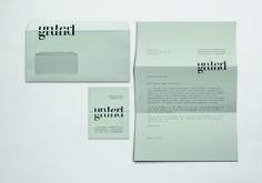 Jodo Hasselmann #typography #stationery #typography stationary