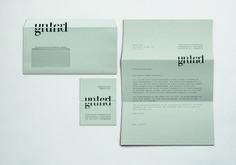 Jodo Hasselmann #typography #stationery #typography stationary