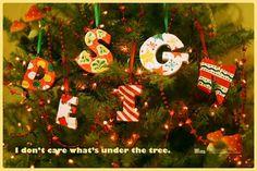 Poster. My attitude towards design. on the Behance Network #christmas #design #handmade #poster