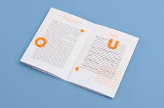DIT Masters of Arts Programme designed by Cian McKenna #dublin #mckenna #cian #two #spread #tone