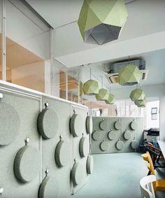 Interactive school design #school #design #pillows #cushions #movement #interactive