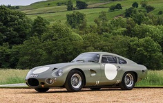 This 1963 Aston Martin DP215 Could Become The Most Valuable British Car