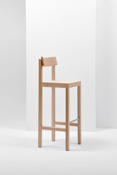 MC14 Primo Stool is a minimalist stool created by Munich-based designer Konstantin Grcic for Mattiazzi. Primo epitomizes the archetypal stool. Its design comprises of only the most basic elements: four legs, seat, and backrest. The strictly vertical...