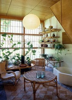 Villa Mairea 1938-1939 / Alvar Aalto #interiors #spaces #furnitutre