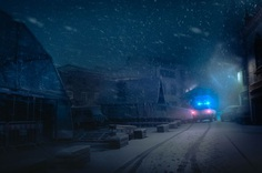 They Drive by Night on Behance