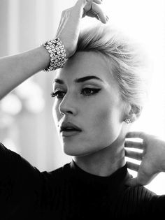 Kate Winslet by Alexi Lubomirksi #model #girl #photography #portrait #fashion #beauty