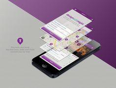 Design My Night App design