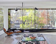The Richardson / Dondoe Loft by Workshop for Construction #interior #glass
