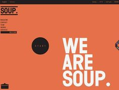 22 Beautiful Portfolio Websites to Inspire You #design #interactive #portfolio #parallax