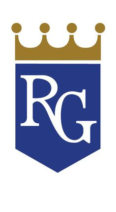 Royals logo #kansas #kansa #city #rough #design #crest #royal #logo #and #blue #greedy #royals