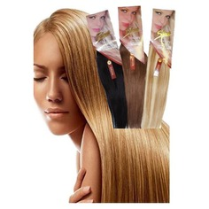 Buy low cost online Sleek European Weave Indian Luxurt Clip-in at Cosmetize UK. These 16 inches beautiful slickStraight style Clip-in hair is a perfect match to European type hair and is guaranteed to add volume and length in seconds providing you real high-quality human hair with super soft touch. Free Shipping.
