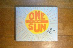 Andy Hendricks : Design & Illustration #illustration #sun #color