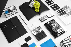 BrandingStationery for Helvetimart by Anagrama
