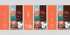 Cà phê Việt Nam – Vietnam Coffee on Packaging of the World - Creative Package Design Gallery