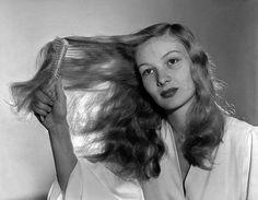 brush #vintage #photograph #hair #people