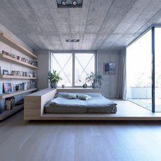 Villa Criss-Cross Envelope by OFIS Architects