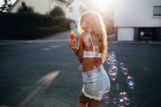Gorgeous Beauty and Lifestyle Portraits by Sam Wamser